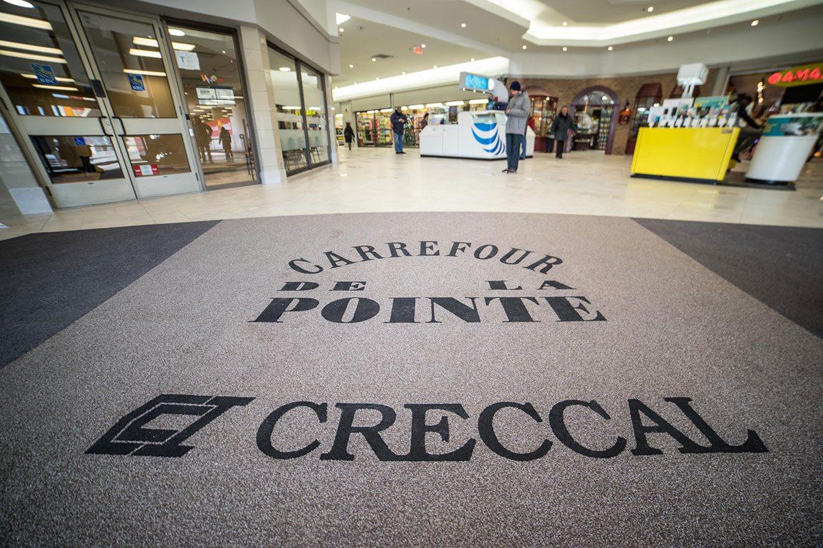 Carrefour de la Pointe - Votre mail