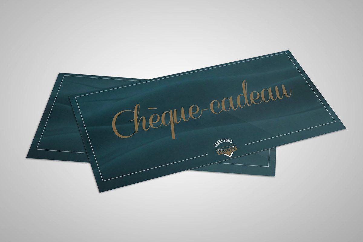 Carrefour de la Pointe - Chèques-cadeaux
