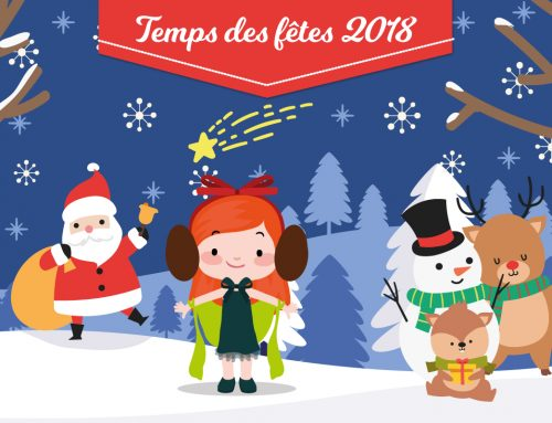 Temps des fêtes 2018