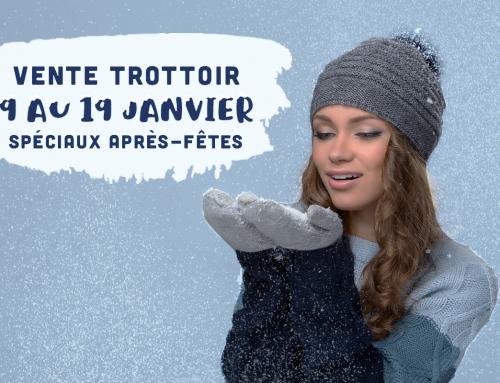 Vente Trottoir 2020